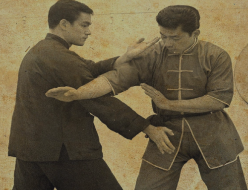 Wing Chun: Bruce's Mother Art